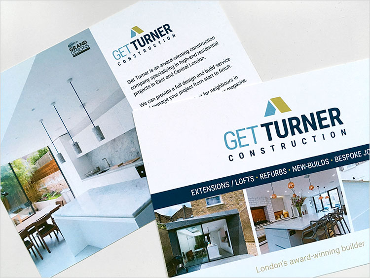 Get Turner Business Cards